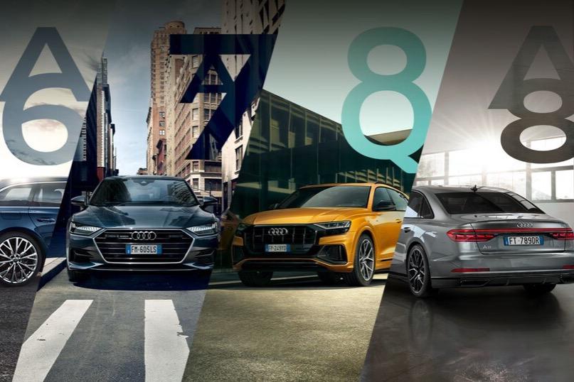 Formazione Audi