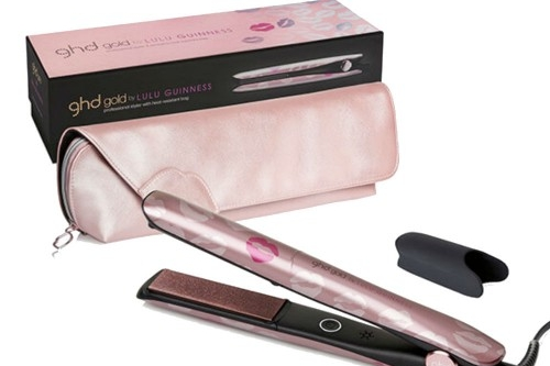 LE NUOVE GOLD GHD FIRMATE LULU  GUINNES