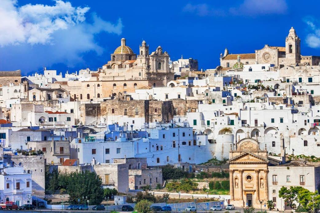 Le bellezze della Puglia