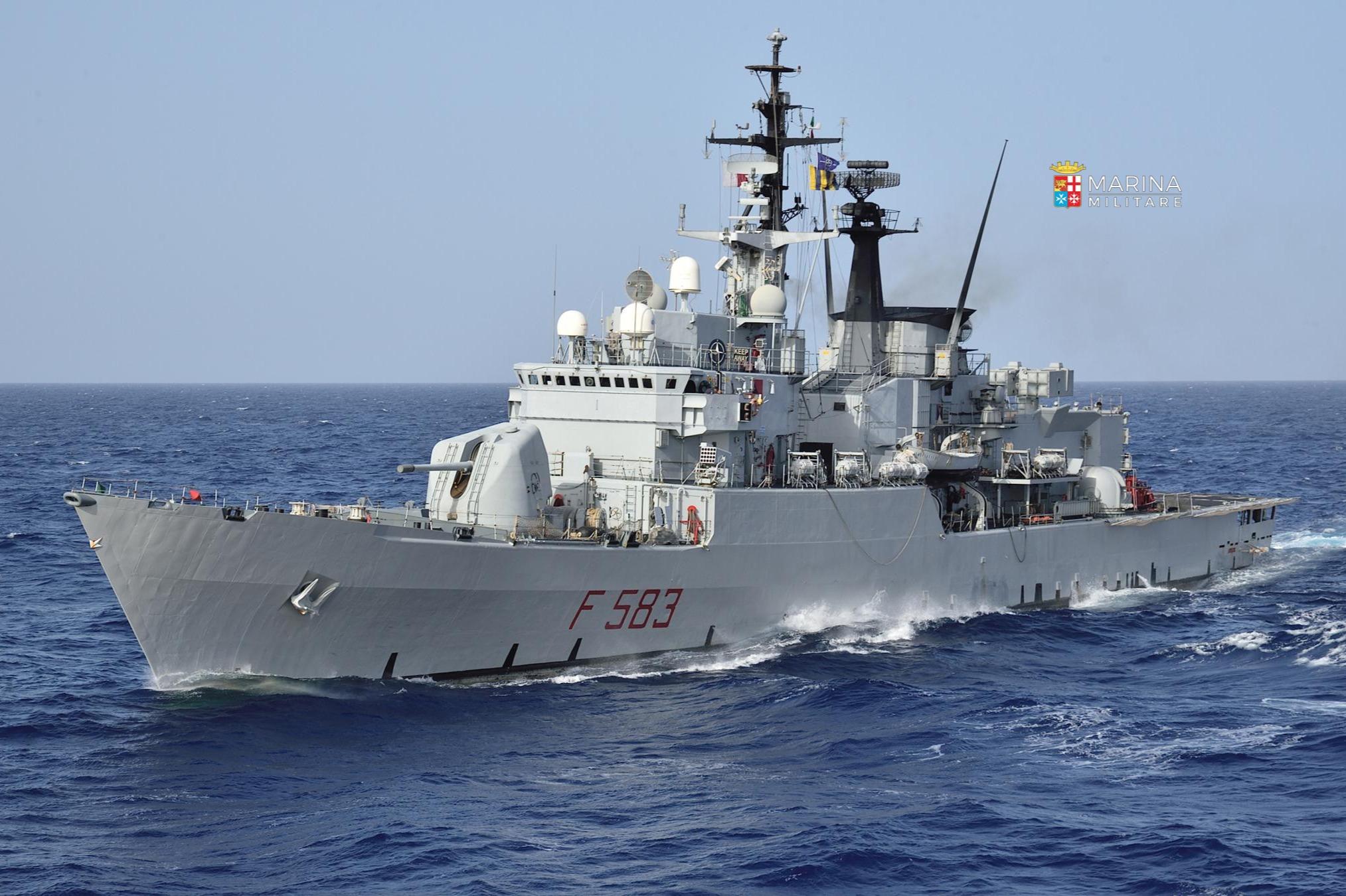 La Marina Militare confessa: l'amianto è ancora presente nelle navi militari