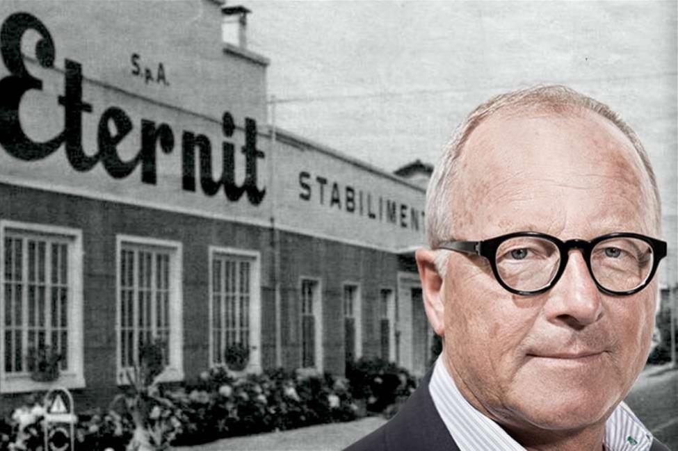 Mister Eternit rinviato a giudizio: -Odio gli italiani-