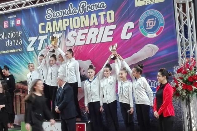 Apertura corsi di ginnastica ritmica a Catania